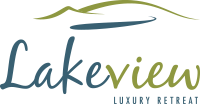 Lake View Luxury Retreat Logo